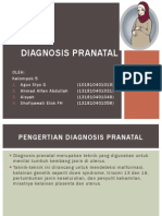 Ph Diagnosis Pranatal