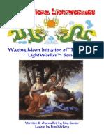 Waxing Moon Initiation