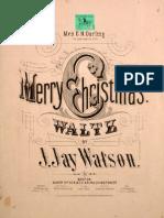 Merry Christmas Waltz