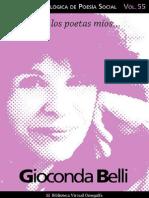Cuaderno de Poesia Critia n 55 Gioconda Belli