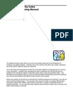 ASI Treatment Planning Manual
