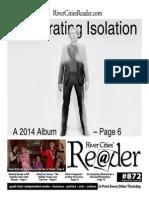 River Cities' Reader - Issue 872 - December 24, 2014