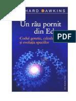 Richard Dawkins - Un Rau Pornit Din Eden v.0.9.9