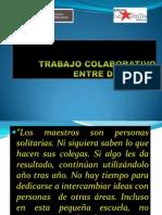 TRABAJO  COLABORATIVO ENTRE DOCENTES.pptx