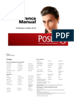 Poser 8 - Reference Manual