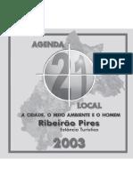 Agenda 21 de Ribeirão Pires - parte 1