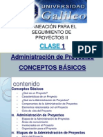 Proyectos 2 Clases