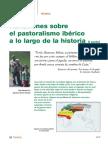 Pastoralismo Iberico Historia [1]-RevistaForesta38-2007