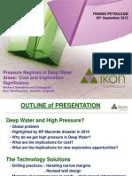 4- Pressure Regimes DW Finding Petroleum Final
