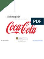 Luis_Arevalo - Marketing MIX (Coca-Cola)