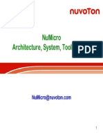 02 NuMicro Architecture CMSIS