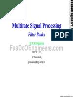Adsp 09 Msp Filterbanks Ec623 Adsp