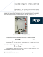 Lab Fisica c Oscilacoes Forcadas - Sistema Mecanico