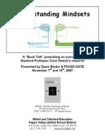Dweck Brain - Mindset.pdf