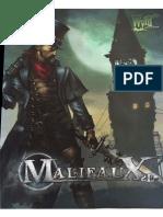Livre de Règles Malifaux 2E