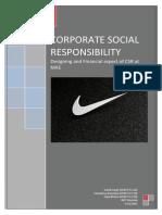 CSR at NIKE