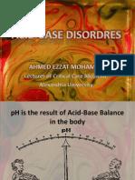 Acid Base Disordres