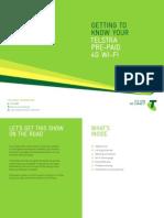 Prepaid 4g Wifi e5372t Guide