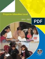 Proyecto Educativo Local Comas al 2021