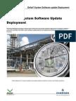 WP DeltaV Software Update Deployment