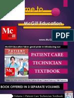 Patient Care Technician Textbook PDF ISBN 978-1495107993