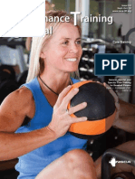 NSCA Performance Journal PTJ0905