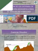 Análisis de Visibilidad - Cuencas Visuales