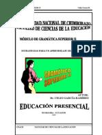 Gramática Superior (II)