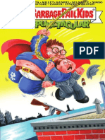 Garbage Pail Kids Comic Book Puke-tacular Preview