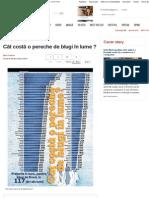 Cât Costă o Pereche de Blugi În Lume _ - BusinessMagazin