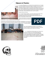 Decapitados Mérida