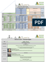 1408641070 IASS-SLTE 2014 - Provisional Detailed Program 21-08-10h28
