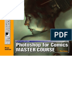 Photoshop for Comics - Master Curse - By Pat Duke