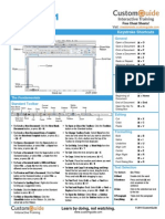 Word 2011 Cheat Sheet Mac