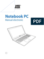 Official Asus N550JV User's Manual