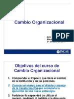 Cambio Organizacional en El Siglo XXI 140724