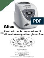 Ricettario Farine Senza Glutine