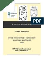 MOLINER-Manejo de La Puncion Dural Accidental y Protococolo Tratamiento CPPD-Sesion SARTD-CHGUV17!11!09