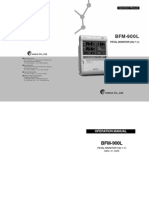 BFM 900LManual Eng