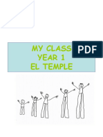 My Class Year 1 El Temple