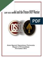 OSS model