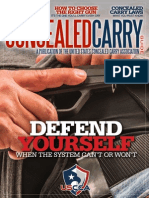 Concealed Carry Guide 2013