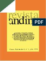 TORERO (1990) Procesos Lingüísticos e Identificación de Dioses en Los Andes Centrales