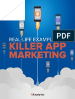 Real Life Examples of Killer App Marketing