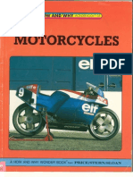 How and Wonder Book of Motorcycles