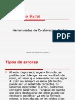 Errores de Excel_Michael Andina