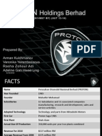 Proton Strategic Analysis
