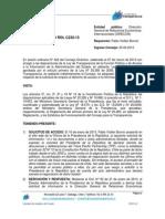 Decisión Amparo Consejo Transparencia ROL C232-12