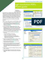 PDF High Quality