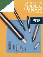 Victoreen Tubes Catalog